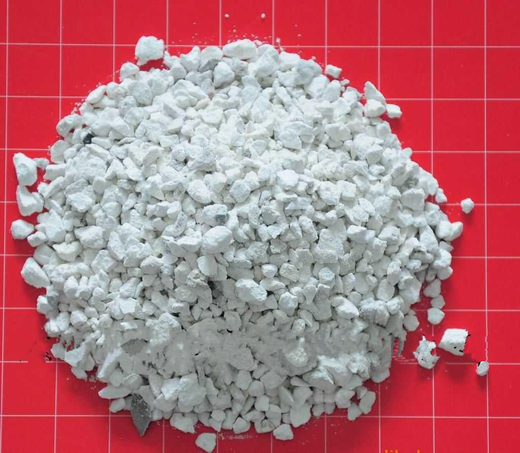 生石灰颗粒1-3mm
